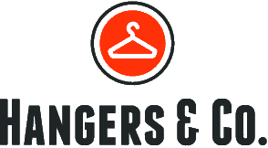 logo hangers and co by chait transparant